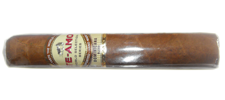 Te-Amo World Selection Series - Dominican Robusto Cigar - 1 Single (Discontinued