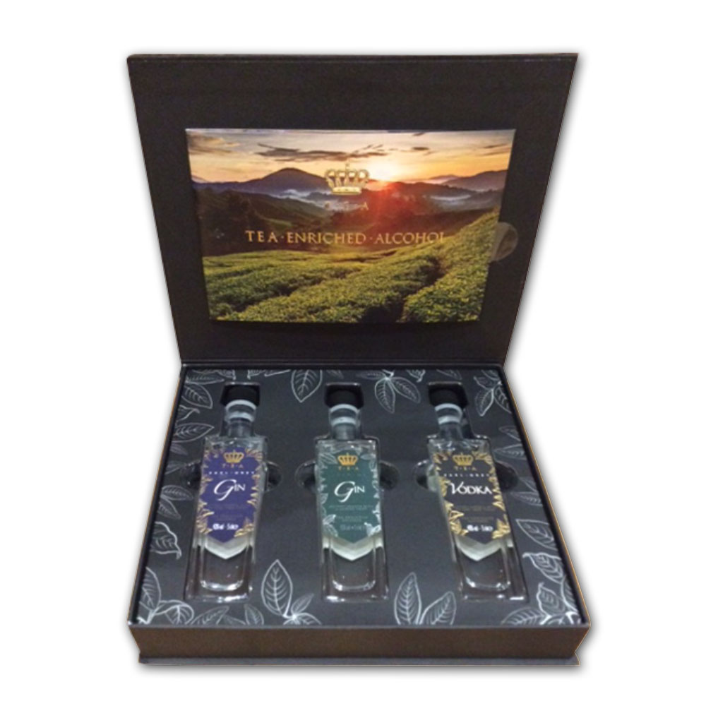 Tea Triple 3 x 5cl Gift Pack