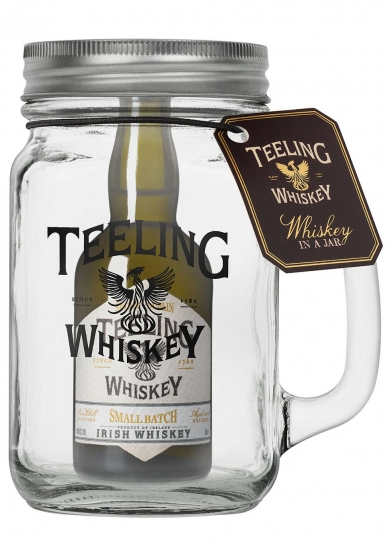 Teeling Whisky in a Jar - 5cl 46%
