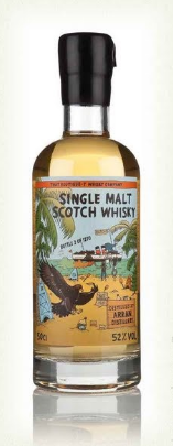 That Boutique-y Whisky Company Single Malt Arran - Batch 4 - 50cl, 52.0%