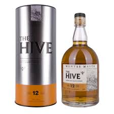 The Hive 12 Year Old (Wemyss Malts) Whisky - 70cl 40%