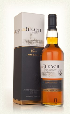 Ileach Peated Single Malt Scotch Whisky - 70cl 40%