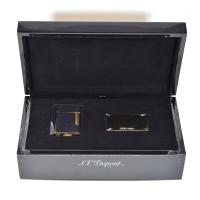 ST Dupont Limited Edition - Ligne 2 - James Bond 007 - Black & Gold Lighter