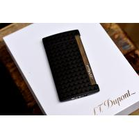 ST Dupont Slim 7 – Torch Flame Lighter - Black Fire Head