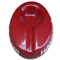 Havana Club Collection Ashtray – El Chico Cigarillo Ashtray – Vermillon Red