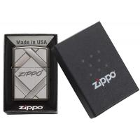Zippo - Unparalleled Tradition Black Ice - Windproof Lighter