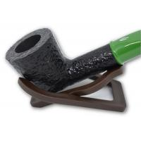 Savinelli Mini Rustic 409 Green Pipe (SAV252)