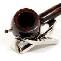 Alfred Dunhill Pipe – The White Spot Chestnut Group 4 Pipe (4101)
