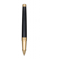 ST Dupont Limited Edition - James Bond 007 - Black & Yellow Gold Roller Pen