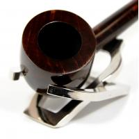 Alfred Dunhill Pipe – The White Spot Chestnut Group 4 Pipe (4306)
