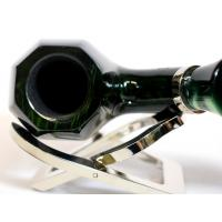 BigBen Starlet 845 Green Polished 9mm Filter Fishtail Pipe (BIG56)