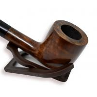 Aldo Velani Budget Italian Dark Brown Semi Bent Pipe