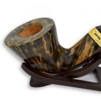 Caminetto High Grade Wood Flock Brown Pipe (CA003)