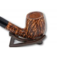 Chacom Flammee Natural Billiard Bent Pipe (CH006)