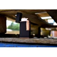 Colibri Julius Classic Double-flame Cigar Lighter - Rose Gold