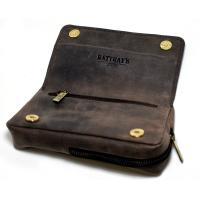 Rattrays Peat CP1 Combination Leather Pipe Pouch