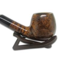 Viking Classic Waxed Smooth Lovat Full Bent Pipe