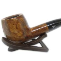 Viking Classic Waxed Smooth Billiard Curved Pipe