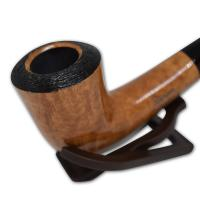 Peterson Clontarf Natural Briar Smooth Straight XL22  Fishtail Pipe (G1158)