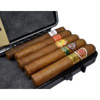 Xikar Travel Case and Cuban Cigars Sampler