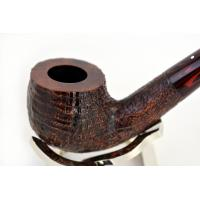 Alfred Dunhill Pipe – The White Spot Cumberland Pipe (4102)