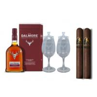 Dalmore 15 Year Old + Davidoff Late Hour Robusto Pairing Sampler