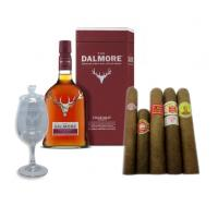 Best Selling Cuban Cigar and Dalmore Whisky Pairing