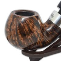 Peterson Smooth Dark Deluxe System 2S Pipe (DK001)