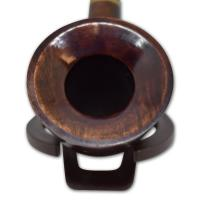 Dr Plumb Collector Straight Briar Pipe (DP021)