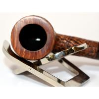 Alfred Dunhill – The White Spot County Straight Billiard Fishtail Pipe (DUN02)