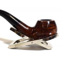 Alfred Dunhill – The White Spot Amber Root Group 2 Bent Pipe (DUN07)