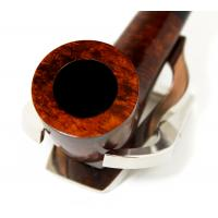 Alfred Dunhill - The White Spot Amber Root 3421 Group 3 Zulu Pipe (DUN10)