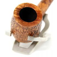 Alfred Dunhill Pipe – The White Spot County Straight Pipe (DUN42)