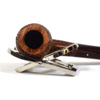 Alfred Dunhill - The White Spot County 4104 Group 4 Bulldog Straight Pipe (DUN63)