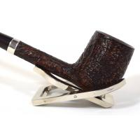 Alfred Dunhill - The White Spot Cumberland 4110 Group 4 Straight 4110 Fishtail Pipe (DUN73)