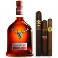 Rich + Silky - Dalmore 12 Year Old + Cigar Pairing Sampler