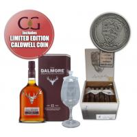 Dalmore 12 Year Old and Caldwell Long Live the King Belicoso Cigars Pairing