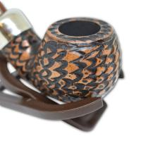 Peterson Derry Rustic Bent 03 Pipe (G1293)