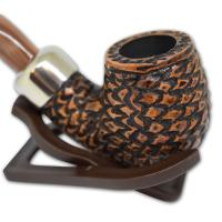 Peterson Derry Rustic Bent 221 Pipe (G1296)