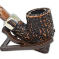 Peterson Derry Rustic Bent 338 Pipe