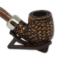 Peterson Derry Rustic Bent XL90 Pipe
