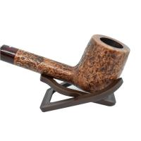 Alfred Dunhill Pipe – The White Spot County Straight Pipe (4111)