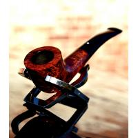 Alfred Dunhill Pipe – The White Spot Amber Root Group 2 Zulu Pipe (2421)