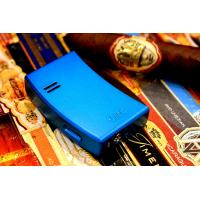 Colibri Eclipse – Single Jet Lighter - Anodized Neptune Blue (Discontinued)