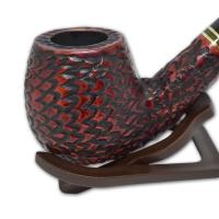 Peterson Emerald Rustic Bent 068 Pipe (G1207)