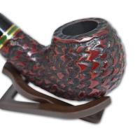 Peterson Emerald Rustic Bent Fishtail Pipe - XL02 (G1216)