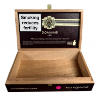 Empty Avo Domaine Short Perfecto Cigar Box