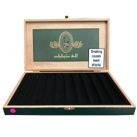 Empty La Flor Dominicana Andalusian Bull Cigar Box
