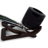 Falcon Shillelagh Green Twisted Stem Rustic Pipe (FAL010)