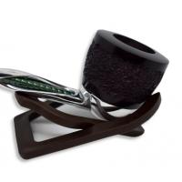 Falcon Shillelagh Green Twisted Stem Rustic Pipe (FAL011)